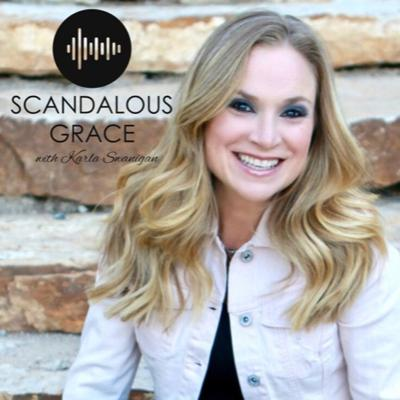Cover art for Scandalous Grace: He Sees You 10-5-20