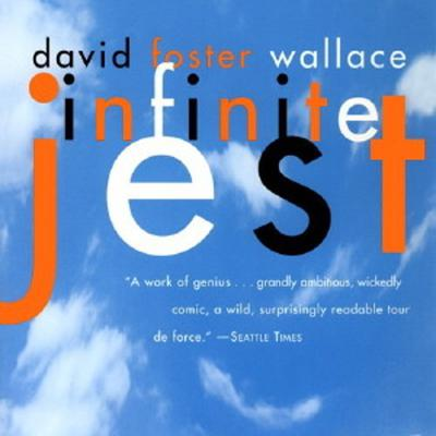 Cover art for Literaturfest Live IV: Chad Harbach over Infinite Jest van David Foster Wallace
