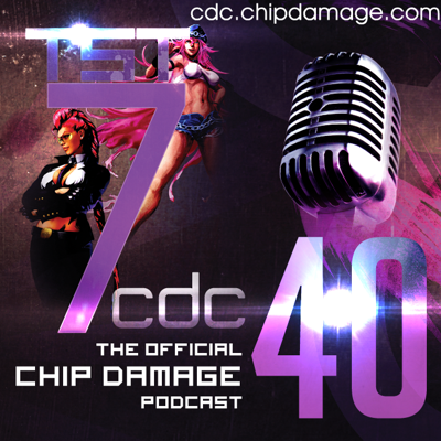 Cover art for CDC 40 - That Summer Tournament 7