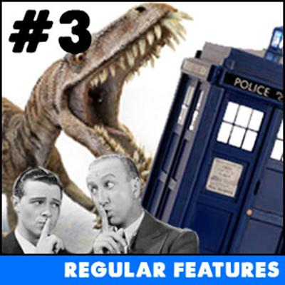 Cover art for 3 : Quiet Old Doctor Jobs