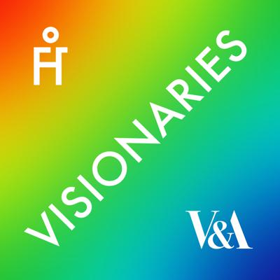 Cover art for Future Human Visionaries #4— Zoe Laughlin on emerging materials