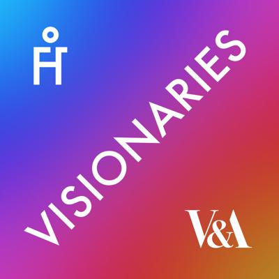 Cover art for Future Human Visionaries #9 — Ken Arnold on the 'post-institutional' museum