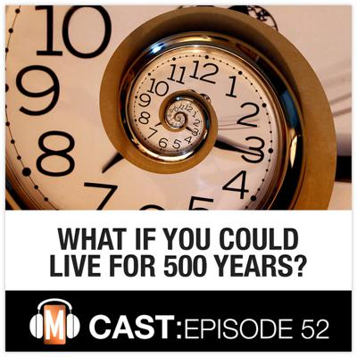 Cover art for Episode 52: Extending the Human Lifespan