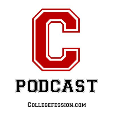 Cover art for Collegefession Podcast: First Time Puking