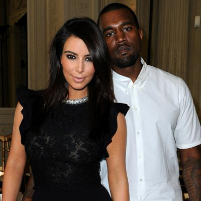 Cover art for KIM AND KANYE - I Bet We Can Write A Song About That 6-4-2014