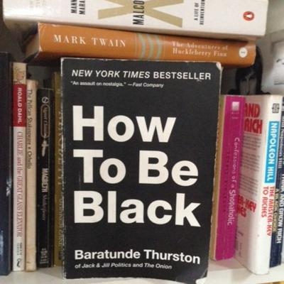 Cover art for Episode 3: How To Be Black