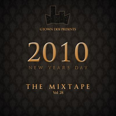 Cover art for Gtown Desi Presents... The Annual Mixtape (2010)