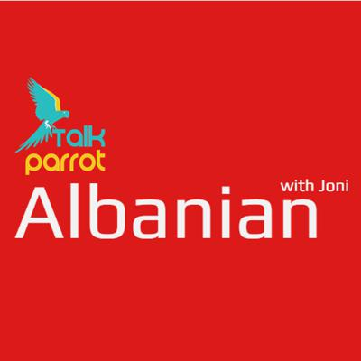 Cover art for Albanian With Jonis - Ep. 203