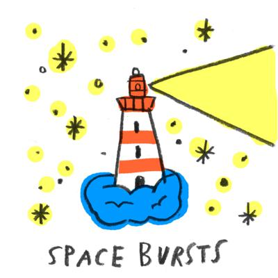 Cover art for EPISODE 3 – Space Bursts