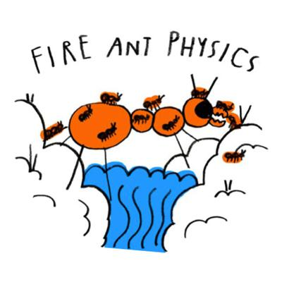 Cover art for EPISODE 1 – Fire Ant Physics
