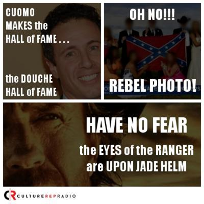 Cover art for Cuomo's Makes the Douch Hall of Fame & the Eyes of the Range are Upon Jade Helm