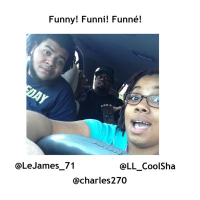 Cover art for Funny! Funni! Funné! Podcast episode 2