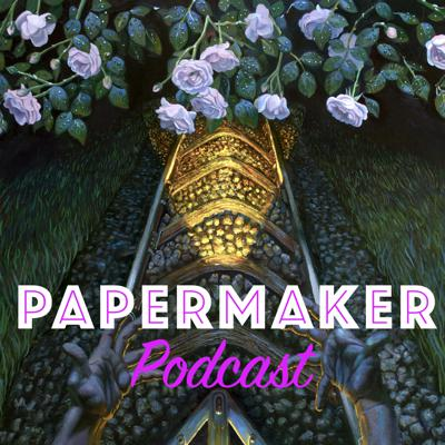 Cover art for PAPERMAKER PODCAST#1