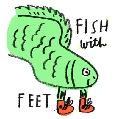 Cover art for EPISODE 5 – Fish With Feet