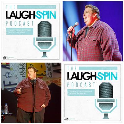 Cover art for Ep. 111 - Ralphie May interview