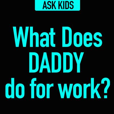 Cover art for ASK KIDS