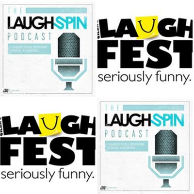 Cover art for Ep. 112 - Ryan Hamilton, Kyle Grooms, Alingon Mitra at LaughFest