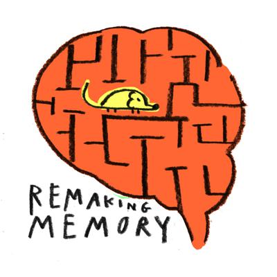 Cover art for EPISODE 4 – Remaking Memory