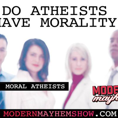 Cover art for Ep 1: Moral Atheists
