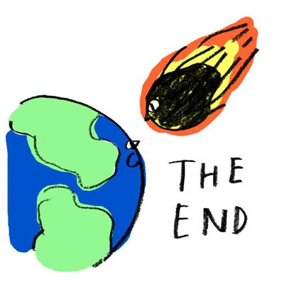 Cover art for EPISODE 8 – The End!