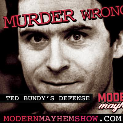 Cover art for Ep 4: Ted Bundy's Defense