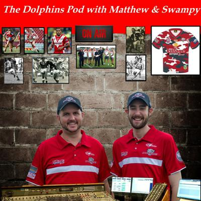 Cover art for TheDolphinsPod Season 1 Ep 20