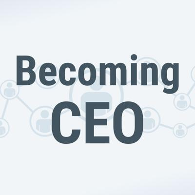 Cover art for Becoming CEO Featuring Valerie Palmieri of Vermillion Inc