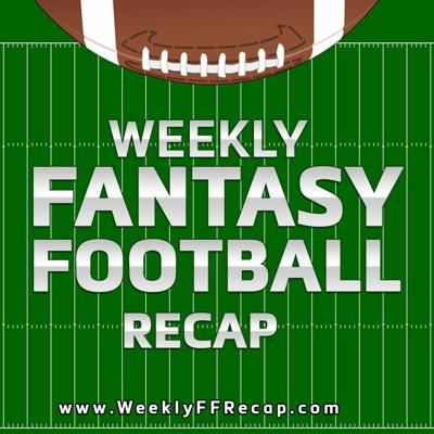 Cover art for Weekly Fantasy Football Recap Podcast 2015 Week 1 Recap Edition
