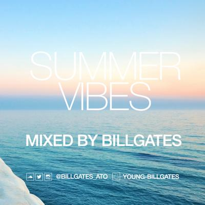Cover art for Summer VIbes Mixed By Billgates