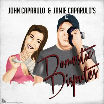 Cover art for JOHN CAPARULO & JAMIE CAPARULO'S DOMESTIC DISPUTES #46 - I MARRIED MY BULLY