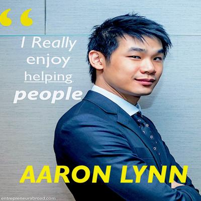 Cover art for EP 0.10 You Don't Have to be Asian to be Efficient with Aaron Lynn