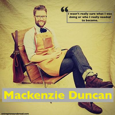 Cover art for EP 0.12 How to Find and Keep Your Creative Spark with Mackenzie Duncan
