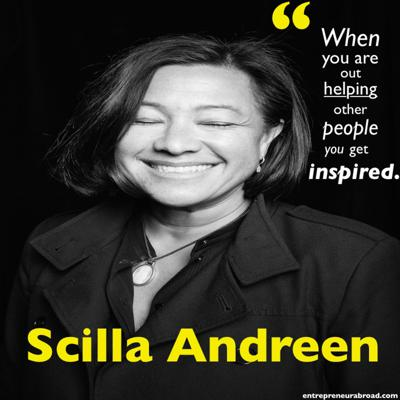 Cover art for EP 0.14 IndieFlix: The Most Meaningful Global Online Streaming Platform with Scilla Andreen