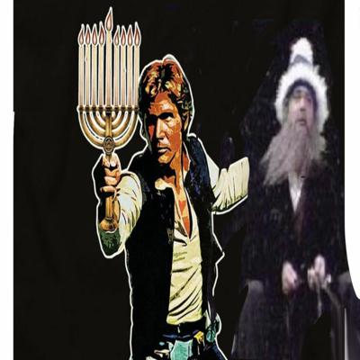 Cover art for Han Solo and Harry Ooka Save The Maccabees (The Real Story of Han-Ooka)
