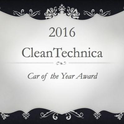 Cover art for Cleantech Talk 13 (Car of the Year, Swatch EV Batteries, & Global Warming Warning Labels)