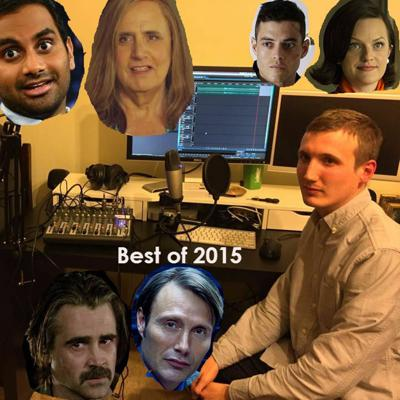 Cover art for In The Pantheon Episode 4 - BEST OF TV IN 2015 SPECIAL