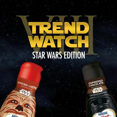 Cover art for Trendwatch 008: Star Wars Edition