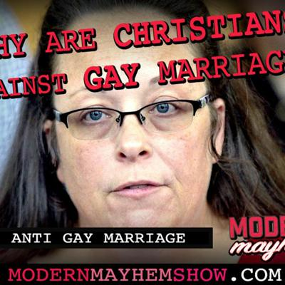 Cover art for Ep 5: Anti Gay Marriage