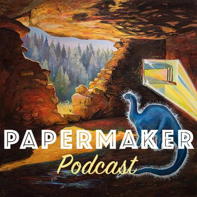 Cover art for PAPERMAKER PODCAST#3