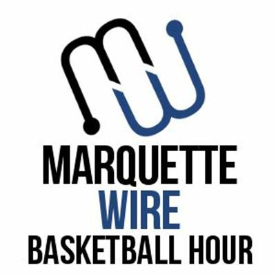 Cover art for Marquette Wire Basketball Hour Ep. 4 - McKay and Burton Update with Ryan Young