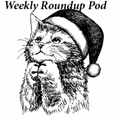Cover art for Weekly Roundup Podcast 6
