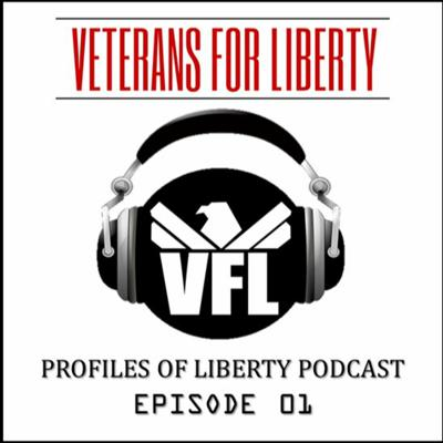 Cover art for Profiles Of Liberty - Episode 1 (Mike Slagh, Steve Weiner, Joe Solosky)