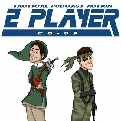 2 Player Co-Op Podcast