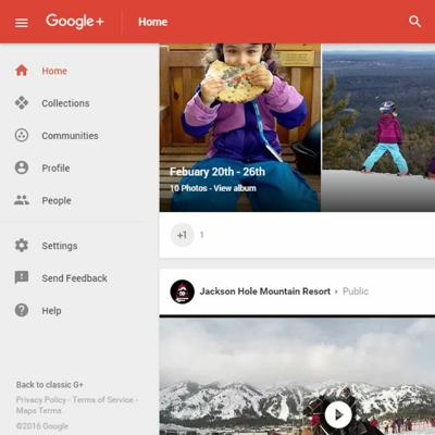 Cover art for 8 - How dead is Google+? Hotel and resort profile data tell the story.