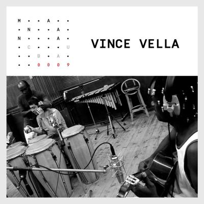 Cover art for EP.0009 - VINCE VELLA