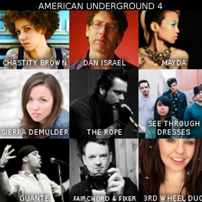 Cover art for American Underground