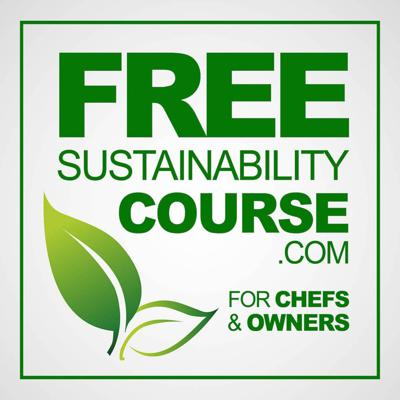 Cover art for Why Sustainability is Key for Restaurants