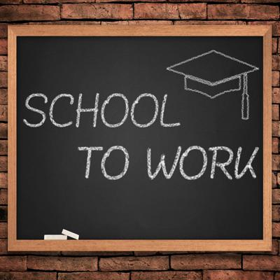 Cover art for Communications Grad: School to Work Ep 1