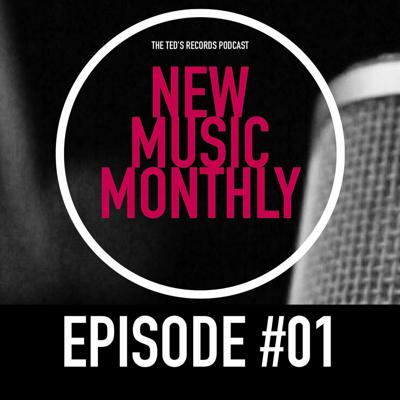Cover art for New Music Monthly #01