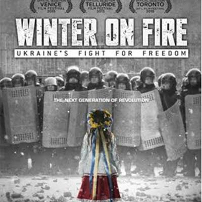 Cover art for Winter On Fire: The Unifying and Inspiring Lesson From Ukraine's Maidan Revolution